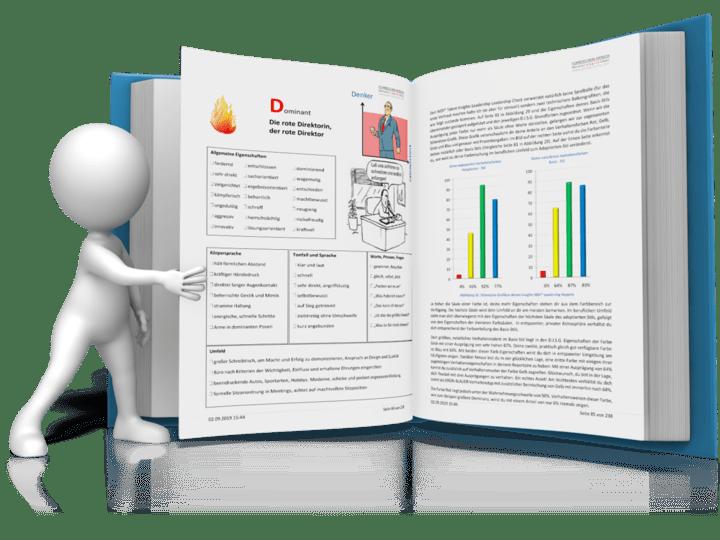 250 Seiten personalisiertes E-Book über Menschenkenntnis
